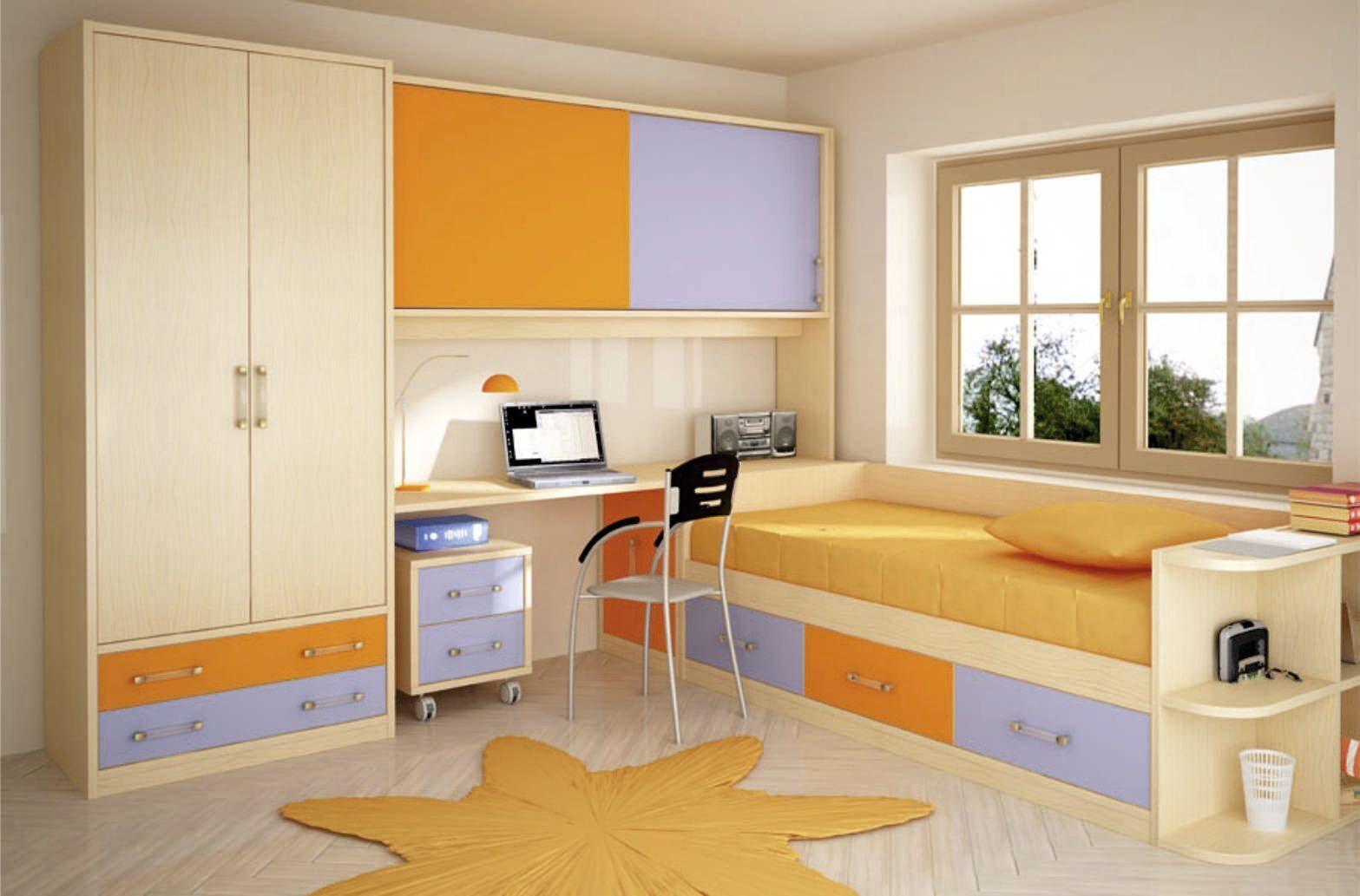 Детские комнаты на заказ в конаково по индивидуальным размер.